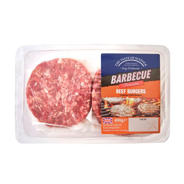 400g Beef Burgers